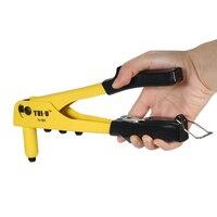 10 Core Pulling Universal Hand Riveter Hand Rivet Gun Heavy Duty Riveting Hand Rivets Tool Practical