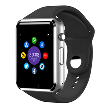 Free Shipping Smart Watch  Bluetooth Sport WristWatch Pedometer With SIM Camera Smartwatch For Android Smartphone цена
