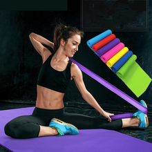2019 Hot Gym Gum for Fitness Strength Training Latex Elastic Resistance Bands Workout Crossfit Pilates Rubber Loops Yoga Belts