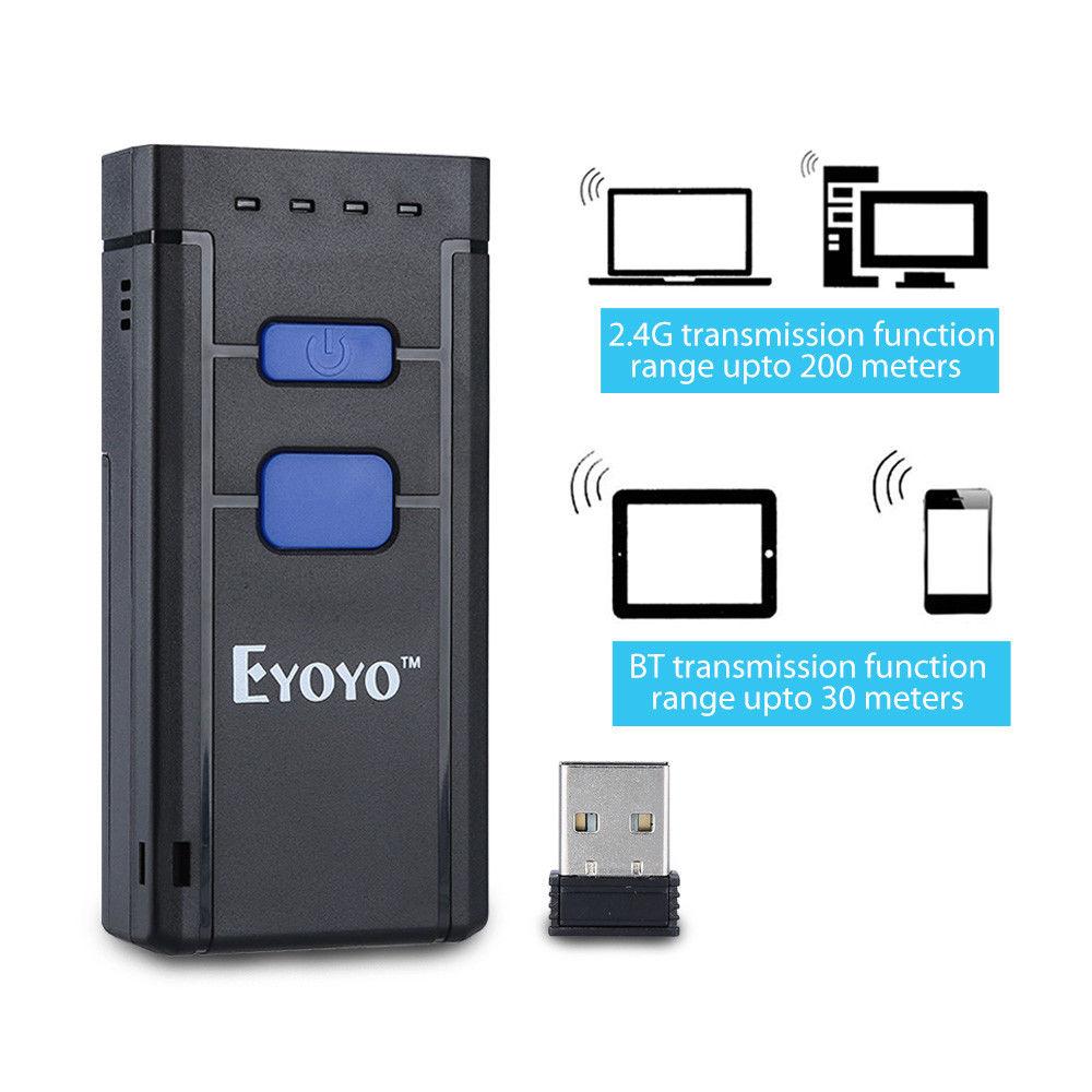 Eyoyo Code Bar IOS 10