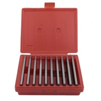Cimiva 10 Pair Gage Gauge Tool Set 6 Long 1 8 Wide And 1 2 To