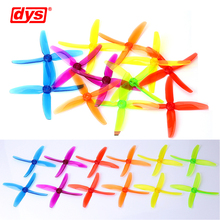 20pcs lot DYS FPV 4 blade pure PC bullnose propeller 5040 CW CCW X5040 Props for