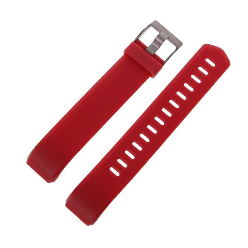 ID115 Più la Sostituzione Della Cinghia Del Cinturino Del Silicone Intelligente Braccialetto di Vigilanza della Fascia di Polso Supporto di Trasporto di Goccia