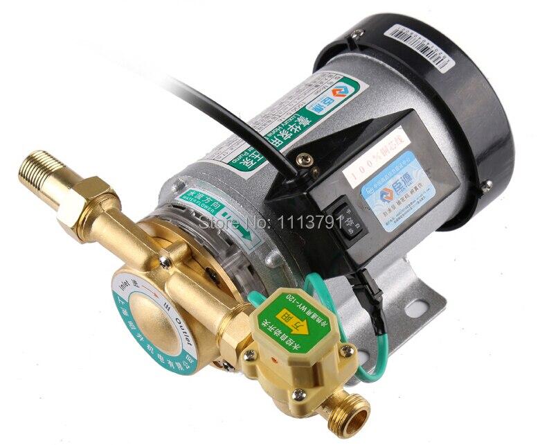 Chauffe-eau à gaz automatique pompes à eau solaires pompe de surpression de l'eau muet 280 W température appropriée 2-110 degrés - 3