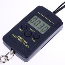 Portable 40kg/10g Electronic Hanging Fishing Digital Pocket Weight Hook Scale Multifunctional Luggage Shopping Fishing Weighing