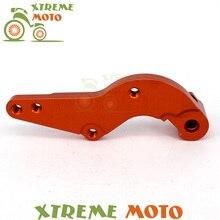 Buy online Brake Caliper Adapter Bracket For KTM EXC SX GS MX SXS MXC XCW EXCF EXCG SXF XCF XC 125 144 200 250 300 350 380 400 450 500 525