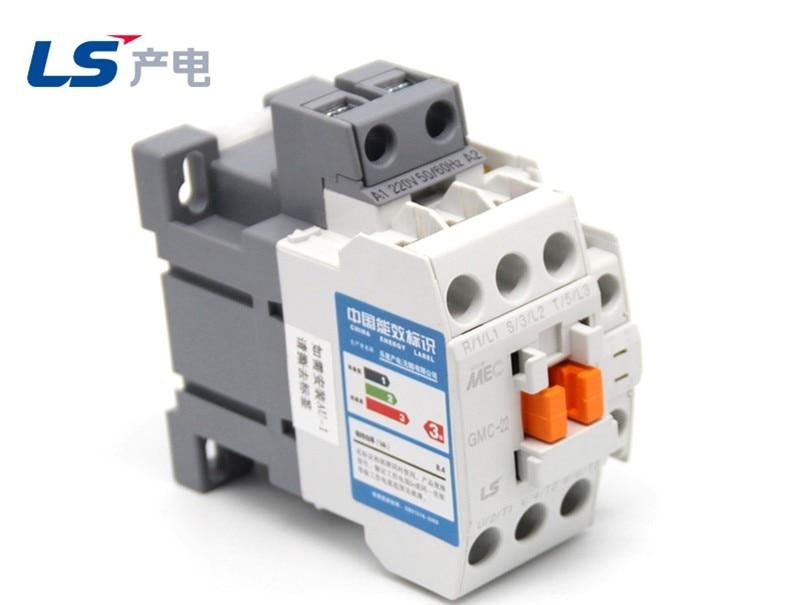 GMC-22 LS AC Contactor GMC-22 1a1b AC220V 110V 380V