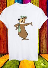 Yogi Bear Cartoon Character Boo-Boo Cindy Ranger Men Women Unisex T-shirt 704 New T Shirts Funny Tops  free shipping