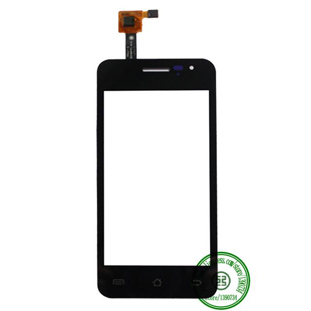 NEW Black Substituição do Vidro Da Frente Digitador Da Tela de Toque de Alta Qualidade Para JIAYU G2S JY-G2S Telefone Celular Frete Grátis