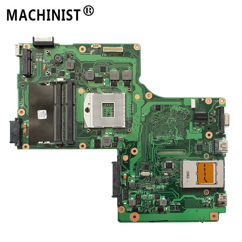 Original For ASUS U50F U50 REV2.0 laptop notebook motherboard HM55 DDR3 PGA989 100% fully Tested Free shipping