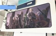 Fate Apocrypha геймерский коврик для мыши милый 800x300x3 мм игровой коврик для мыши горячая Распродажа аксессуары для ноутбуков ПК ноутбук padmouse эргономичный коврик