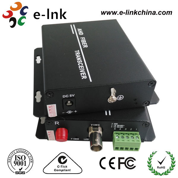 2 port AHD Video over Fiber Convertor Single Mode Single FIber 20KM2 port AHD Video over Fiber Convertor Single Mode Single FIber 20KM