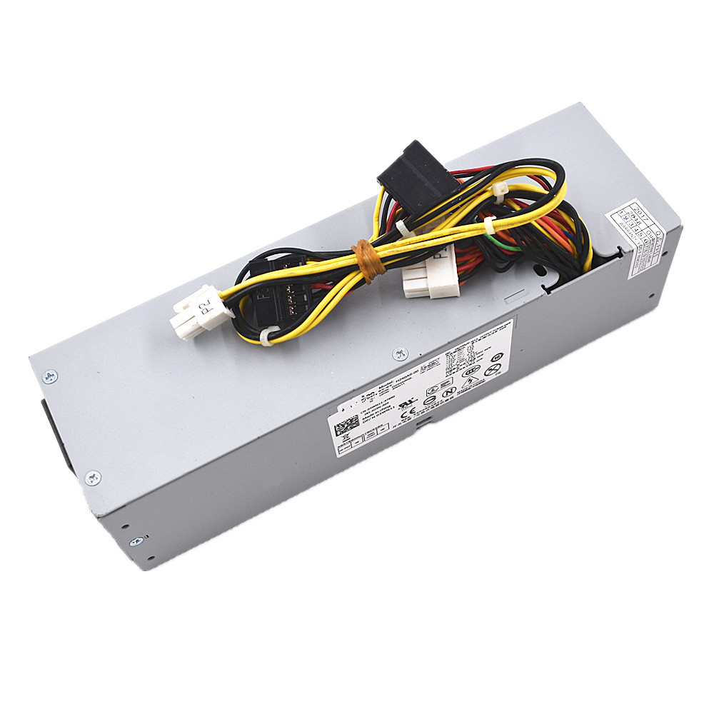 Power Supply for DELL OPTIPLEX 3010 390 790 990 SFF 2TXYM RV1C4 3WN11 592JG free ship 240w power supply for 790 990 3010 7010 sff 240w h240as 00 l240as 00 3wn11 2txym cv7d3