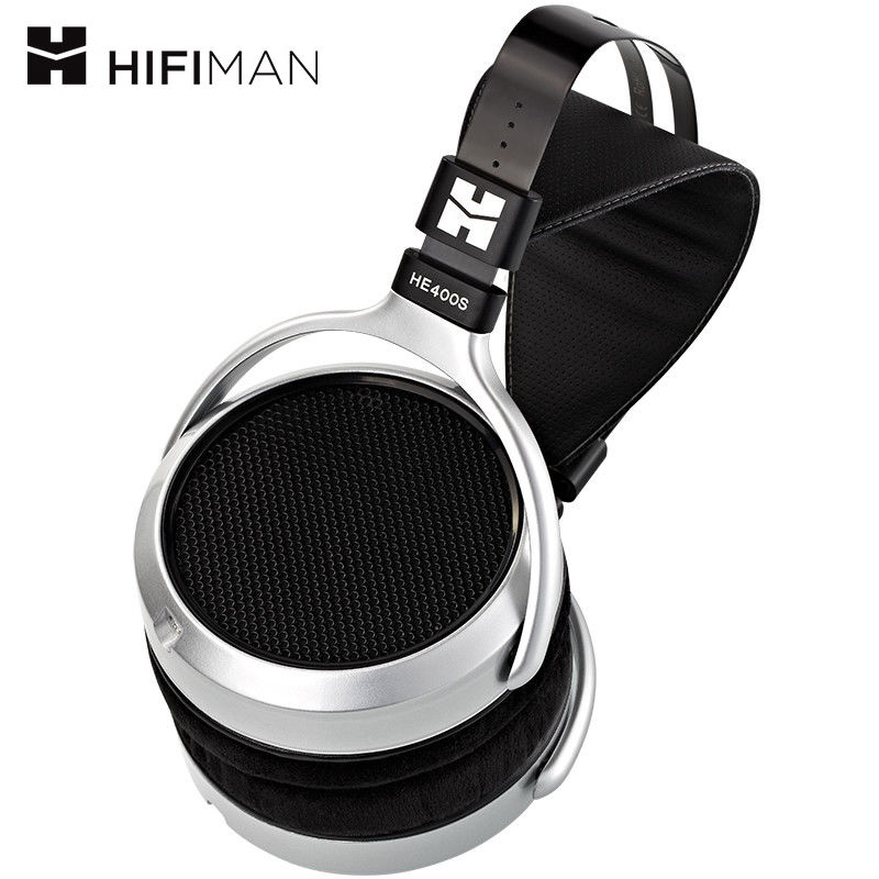 100% Original HIFIMAN HE400S Full-Size Over-Ear Planar Magnetic Open Back Audiophile Headphone HE-400s hifiman re400i