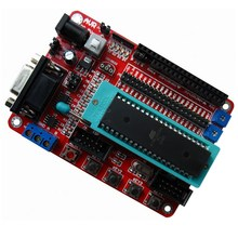 ATMEGA32 geliştirme kurulu öğrenme kartı AVR ATMEGA32A küçük sistem geliştirme kartı