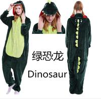 2018 Newest Adults Pajamas All In One Pyjama Animal Suit Cosplay Women Winter Garment Cute Cartoon
