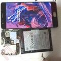 100% de garantia para o oppo rai oneplus 3 a3000 display lcd com tela de toque digitador assembléia por frete grátis