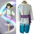Nigihayami Kohakunushi cosplay costumes Japanese anime Spirited Away cosplay clothing