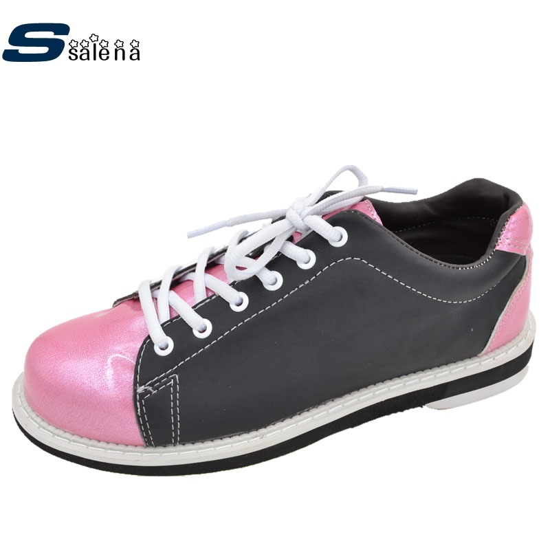 Professional bowling shoes women comfortable cushioning lightweight sneakers women lights light brand trail shoes aa10087