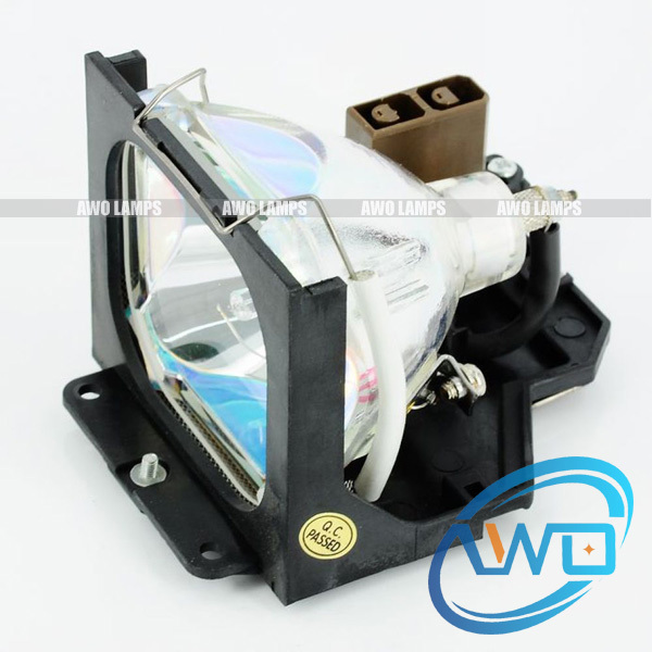TLPLF6 Compatible lamp with housing for TOSHIBA TLP-470EF/670F/671F/680/680F/681/681F/970F/971F/470UF/471EF/471UF/651EF/670EF