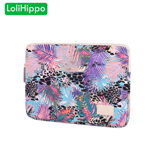 LoliHippo Colorful Notebook Bag Universal Laptop Sleeve for Apple Macbook 11 13 15 Inch Asus Dell HP Lenovo Thinkpad 14.1