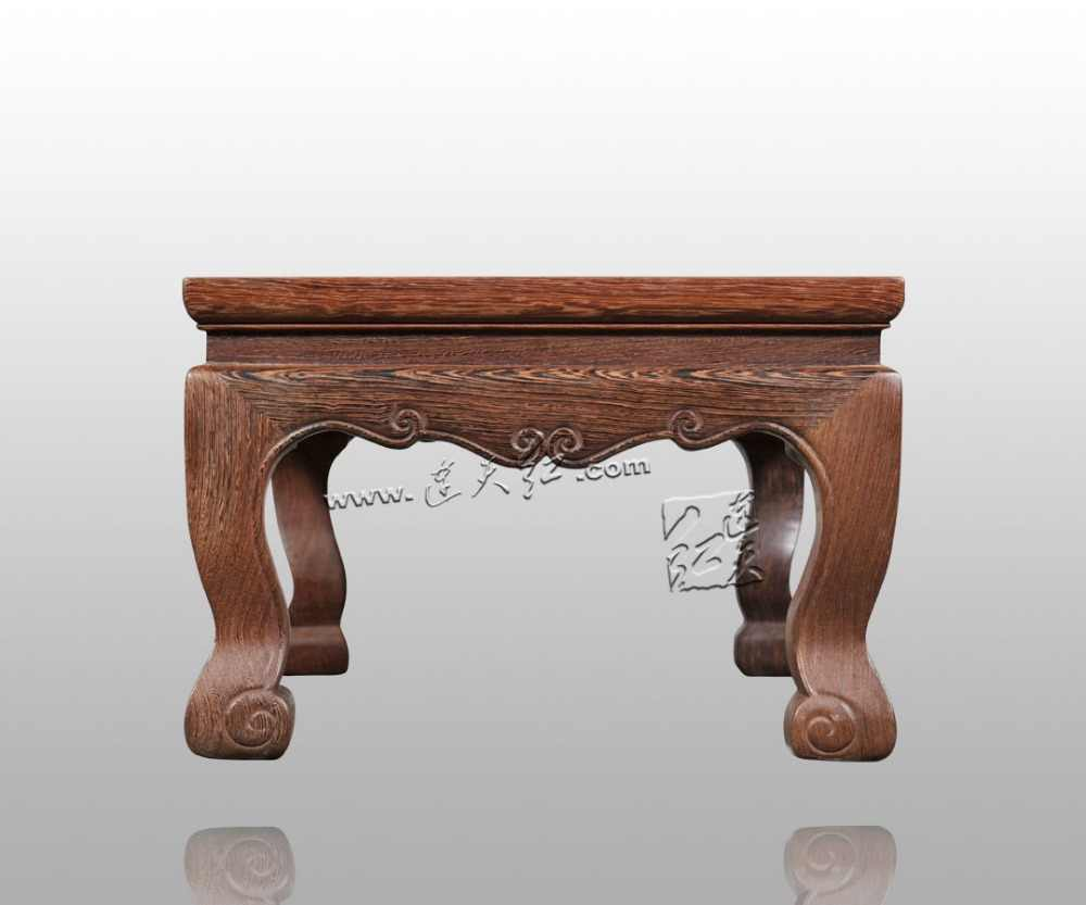... Living Room Furniture China Classic Antique Kang Table Rosewood  Rectangle Small Tea Coffee Desk Solid Wood ...