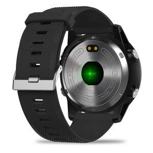 Image 2 - Новый Zeblaze VIBE 3 HR ips Цвет Дисплей спортивные умные часы монитор сердечного ритма IP67 Водонепроницаемый Смарт часы Для мужчин для IOS и Android