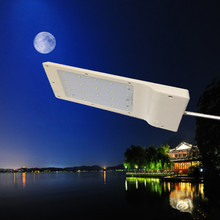 Solar Powered 20 LED Street Light Solar Lamp Sensor Light Outdoor Lighting Garden Path Spot Light Wall Emergency Lamp Luminaria