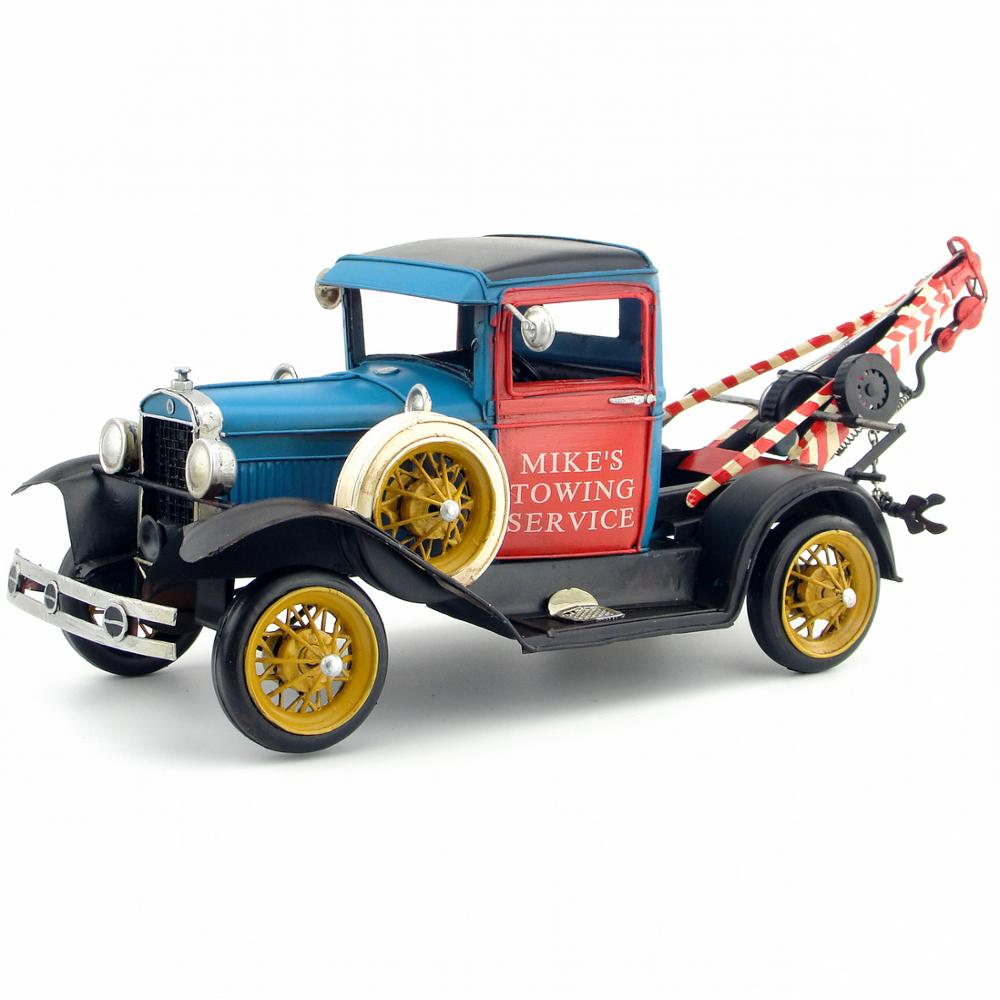 classic cars vintage tin model of creative crafts ornaments retro home accessories living room