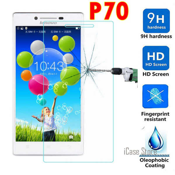 Tempered glass film For Lenovo P70 P 70 P70T P70- T P 70T Screen Protector SKLO Film case For Lenovo mobile phone smartphone