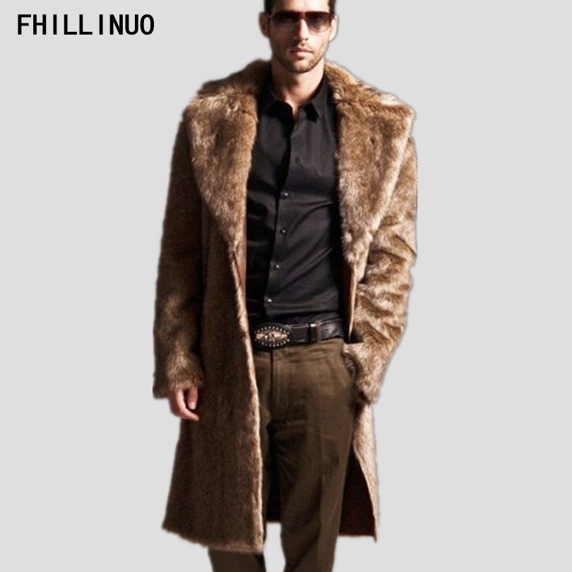 Compare Prices on Fur Coat for Men- Online Shopping/Buy Low Price ...