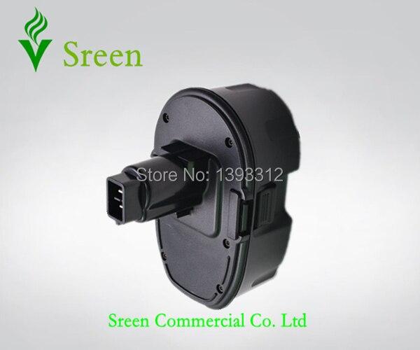 2PCS 3000mAh 18V Ni-MH Cordless Power Tool Rechargeable Battery Packs Replacement for DEWALT 18V DC9096 DE9039 DE9095 набор bosch ножовка gsa 18v 32 0 601 6a8 102 адаптер gaa 18v 24