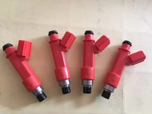 Warranty care Free shipping Brand new 850cc high performance fuel injector supra 2JZGTE engine motor fuel injector 1001-87F90*6