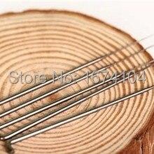 5 шерстяных волоконных игл, большой, diy инструмент, крупной вязки