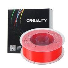 Filament 1 kg/Roll 1.75mm pour imprimante 3D Creality Filament pour imprimante 3D série/Ender-3/10 S/S4/S5 CR-10