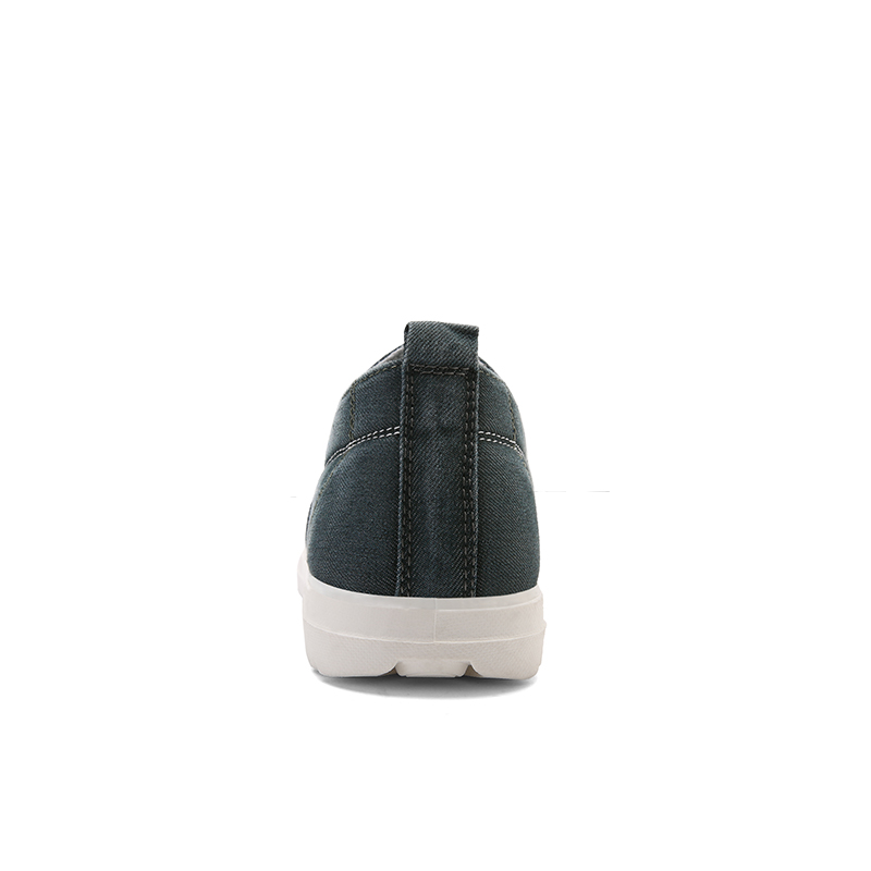 Chaussures Confort Respirant Appartements Casual Automne On Marque grey Mocassins Taille black Slip Toile 39 Hommes Blue 2018 47 Mode 5xY0qRgnw7