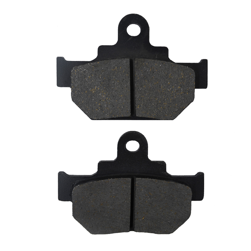 AHL Motorcycle Front Brake Pads Disc 1 pair FA106 for GZ 125 W//X//Y//K1-K9 1998-2010