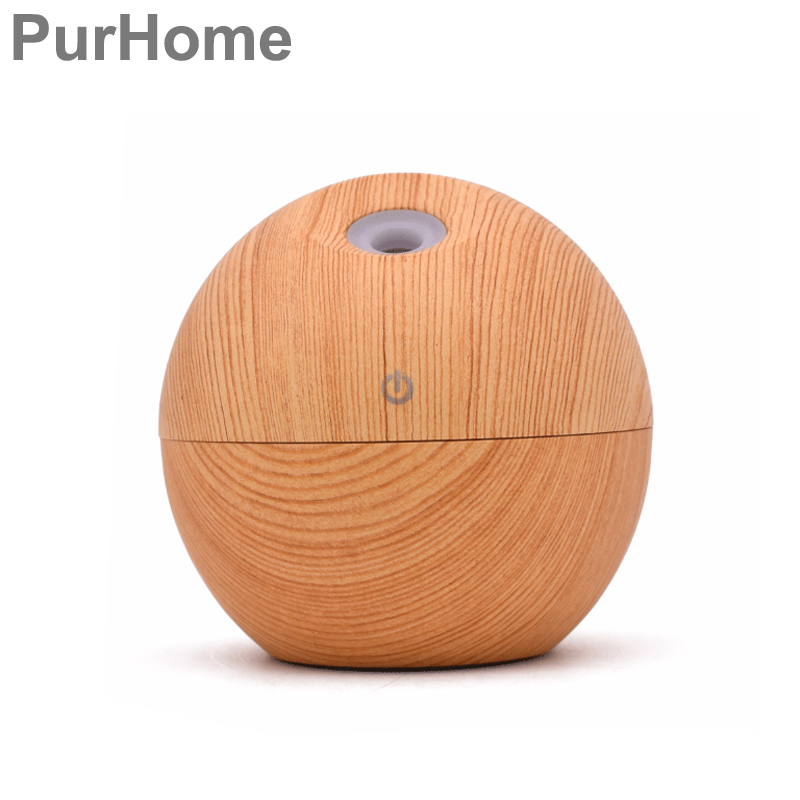 USB Air Humidifier Essential Oil Diffuser 130ml Aromaterapi Diffuser Mini Purifier Cold Mist Fragrance Fugter Aroma Lampe
