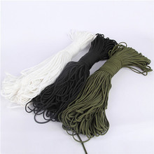 New Arrival Paracord 550 Parachute Cord Lanyard Rope 7 Strand Fit Making Bracelet Jewelry