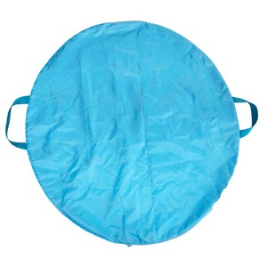 Image 5 - Azul marino profesional Ballet tutú bolsa Rosa impermeable lona Flexible y plegable suave Ballet bolsa panqueque tutú azul cielo