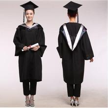 Bachelor of clothing summer Science Medical Agricultural Engineering Masters PhD Graduation Dresses