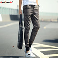 Plaid Men Pants 2017 New Spring Fashion Brand Joggers Sweatpants Harem Pants Men Slim Fit Sporting Trousers Leisure Pants Men