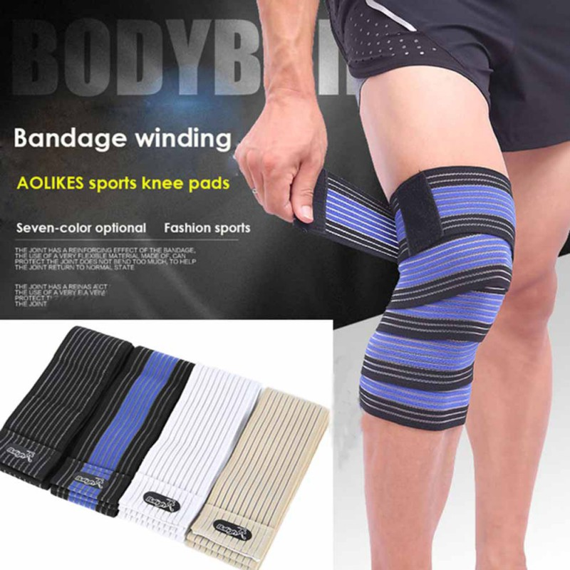 AOLIKES Wrist Knee Ankle Arm Support Bands Bandage Brace Compression Strain Sprain Joint