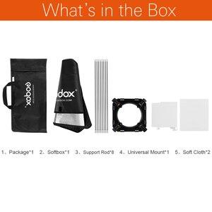 "Image 2 - Godox 80cm 31.5""  Octagon Softbox with Universal Mount for Studio Flash Godox K 150A K 180A 250SDI 300SDI E250 E300"