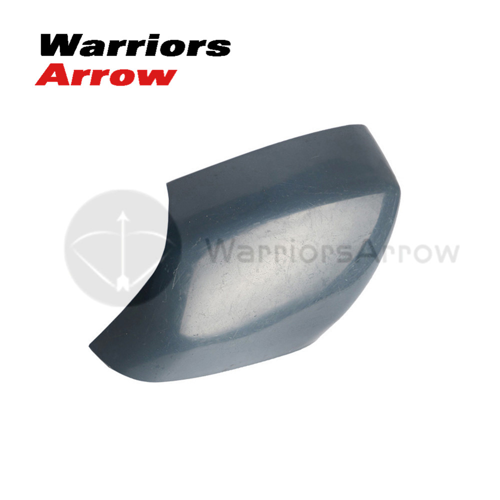 unpainted Volvo V70 MKII 2007-2008 Left Hand Mirror Back Cover