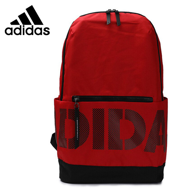 ed720ca23323a Original New Arrival 2018 Adidas CL LOGO Unisex Backpacks Sports Bags