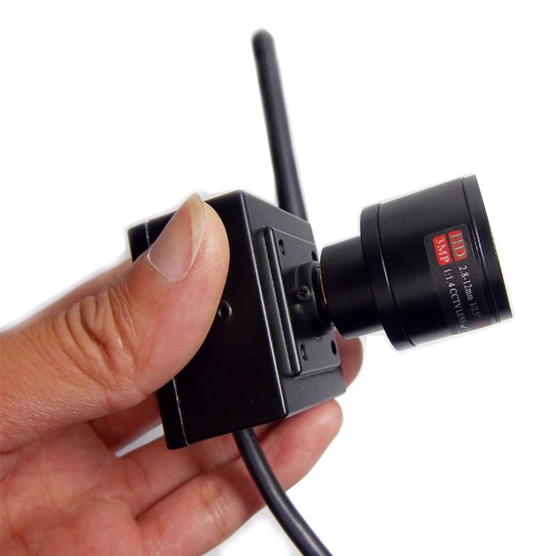 720p onvif 2 8 12mm manual varifocal zoom lens hd mini - Camera ip wifi exterieur hd ...