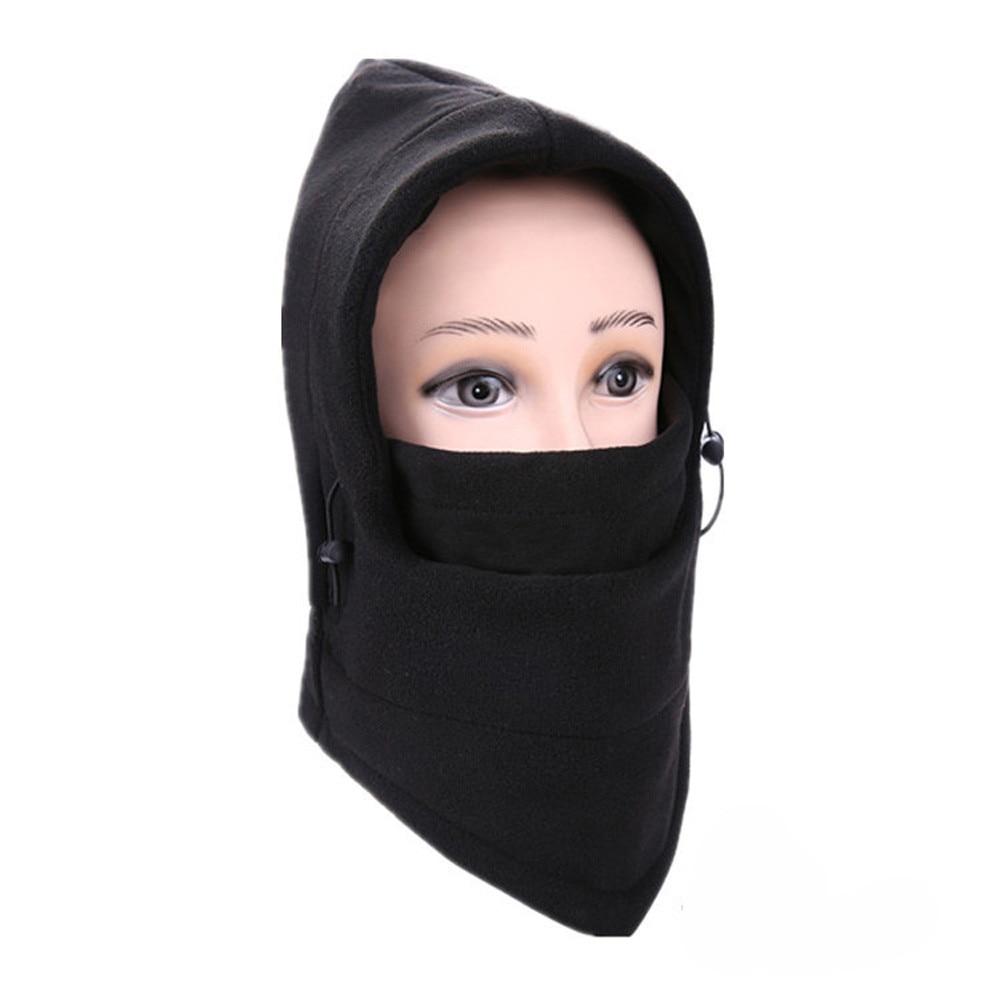 Новинка, 6 в 1, уличные Лыжные маски, велосипедные лыжные шапочки, зимние шапки с защитой от ветра# NE920 - Цвет: A