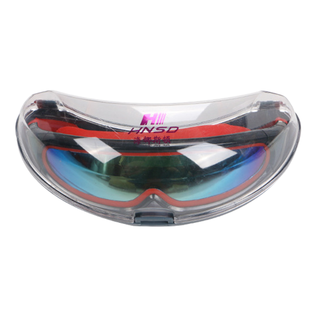 e761140191b1 UV Protection Kids Boys Girls Swim Goggles Anti fog Lights hard Case  Children Swimming Goggles Pool Protection Pool Safety-in Swimming Eyewear  from Sports ...