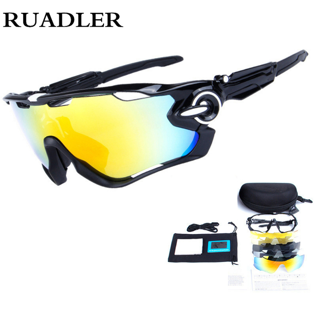 580870683f5 Outdoor Cycling Bike Polarized Glasses Riding Protection Bicycle Goggles  Driving Hiking Eyewear Outdoor Sports Sunglasses